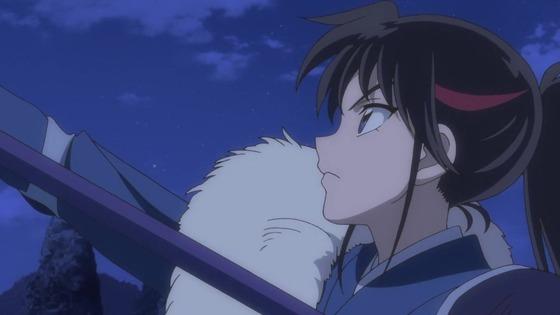 「半妖の夜叉姫」第8話感想 画像 (60)