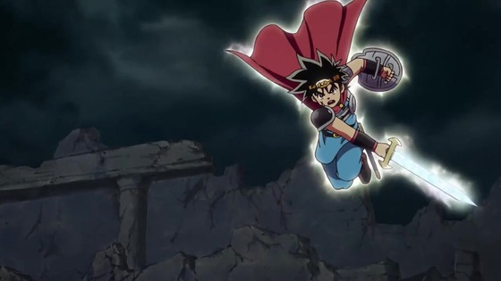 「ダイの大冒険」第10話感想 画像  (107)