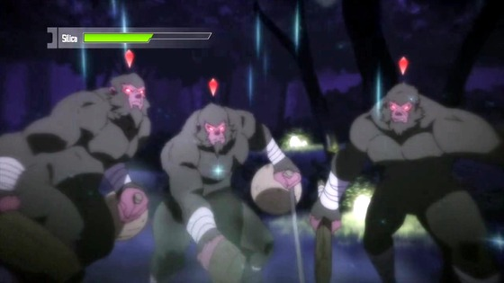 「SAO ソードアート・オンライン」4話感想  (12)
