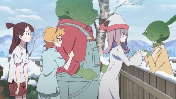 「リトルウィッチアカデミア」16話 (17)