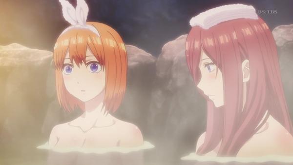 「五等分の花嫁」第9話感想 (52)