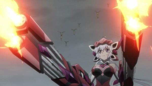 「戦姫絶唱シンフォギアXV」1話感想 (36)