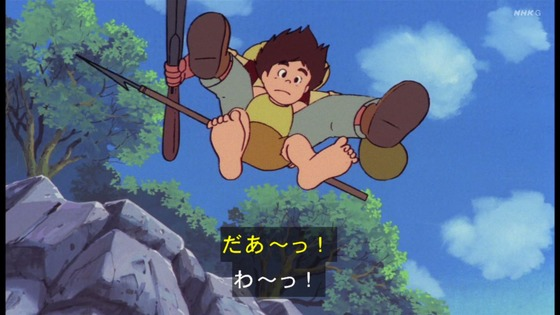 「未来少年コナン」第17話感想 画像 (108)