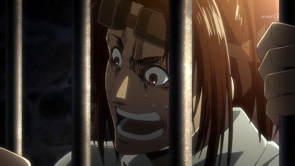 「進撃の巨人 Season3」(3期 3話)40話 (28)