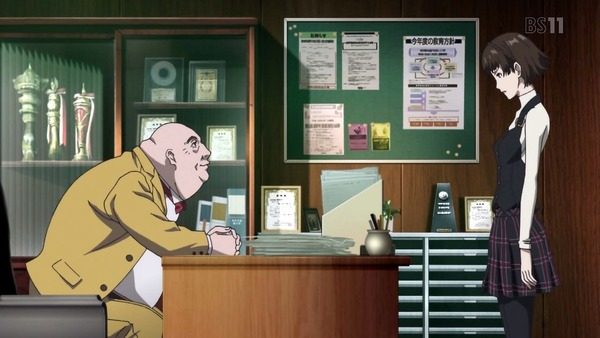 「PERSONA5(ペルソナ5)」5話感想 (34)