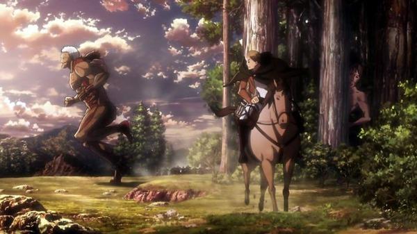 「進撃の巨人 Season2」36話 (2)