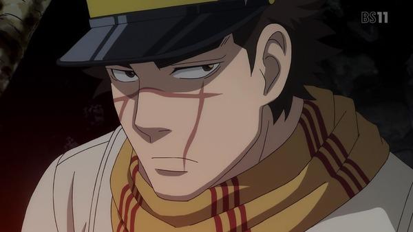 「ゴールデンカムイ」2話 (136)