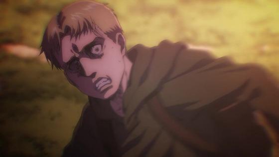 「進撃の巨人」62話(4期 3話)感想 (93)