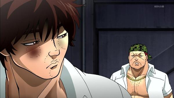 「バキ 最凶死刑囚編」1話感想 (34)