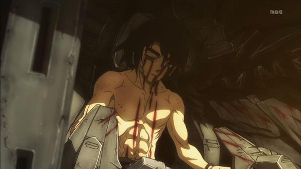 「機動戦士ガンダム 鉄血のオルフェンズ」50話 (40)