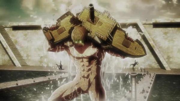 「進撃の巨人」59話感想 (5)