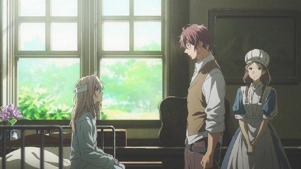 「ヴァイオレット・エヴァーガーデン」1話 (15)