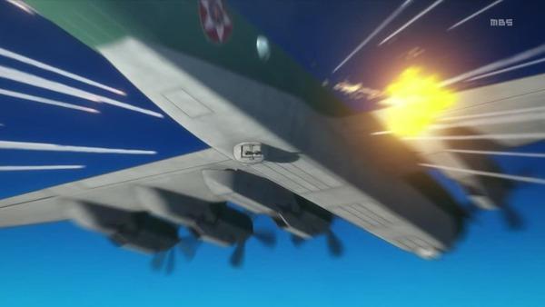 「荒野のコトブキ飛行隊」10話感想 (23)