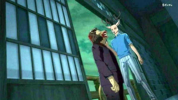 「BEASTARS ビースターズ」第11話 感想 画像   (36)