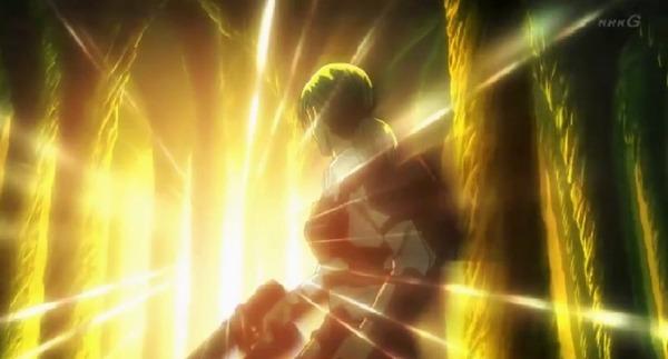 「進撃の巨人 Season3」(3期 8話)45話感想 (2)