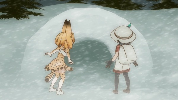 「けものフレンズ」8話 (8)