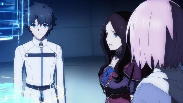 「FateGrand Order 絶対魔獣戦線バビロニア」FGO 1話感想 (11)
