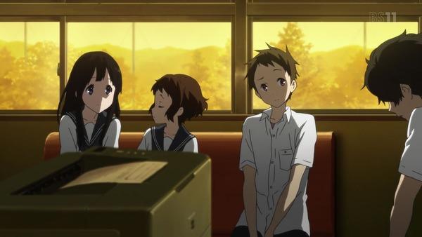 「氷菓」第5話感想 画像  (83)
