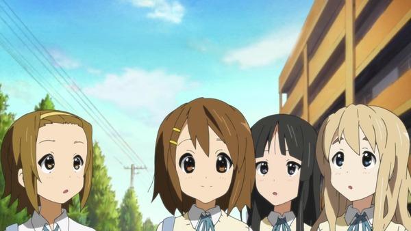 「けいおん!」3話感想 (49)