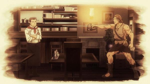 「異世界食堂」7話 (8)