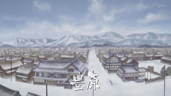 「ゴールデンカムイ」28話(3期 4話)感想 (1)