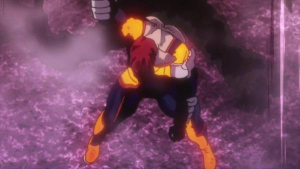 「僕のヒーローアカデミア」88話(4期 25話)感想 画像  (83)