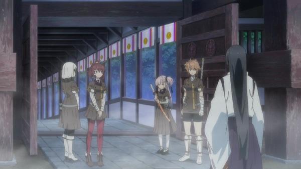 「刀使ノ巫女」1話 (34)