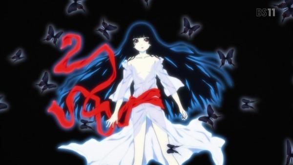 「地獄少女 宵伽」4期 1話 (4)