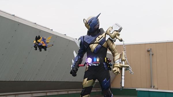 「仮面ライダービルド」10話 (36)
