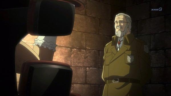 「進撃の巨人 Season3」(3期 6話)43話感想 (32)