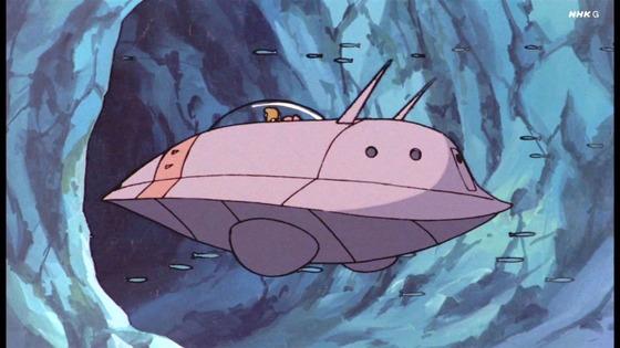 「未来少年コナン」第20話感想 画像 (100)