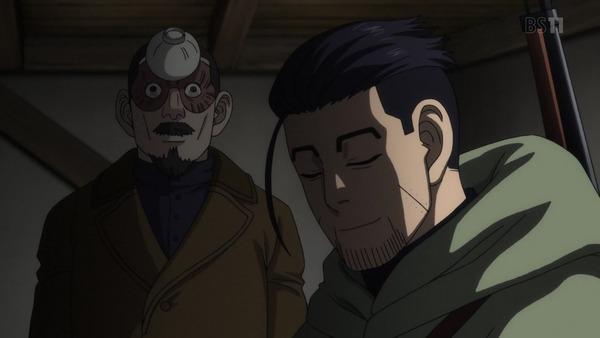 「ゴールデンカムイ」14話(2期 2話)感想 (38)