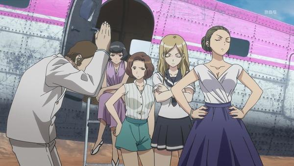 「荒野のコトブキ飛行隊」4話感想 (26)