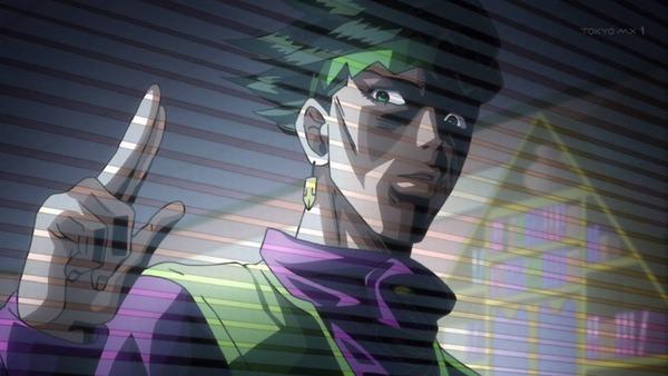 「ジョジョの奇妙な冒険」14話 (41)