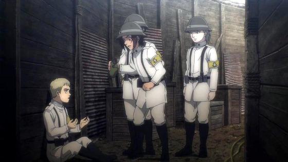 「進撃の巨人 The Final Season」60話(4期 1話)感想 画像 (7)