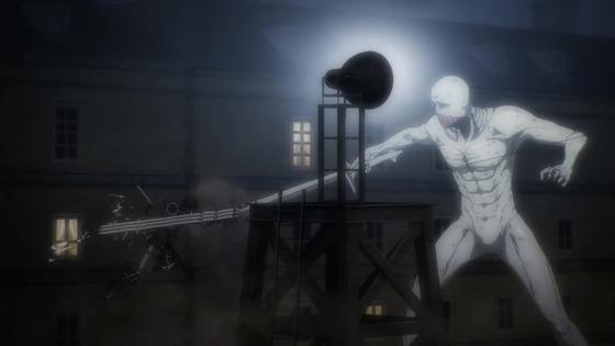 「進撃の巨人」65話(4期 6話)感想  (140)