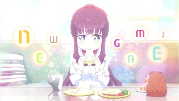 「NEW GAME!」3話 (26)
