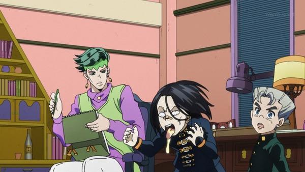 「ジョジョの奇妙な冒険」14話 (15)
