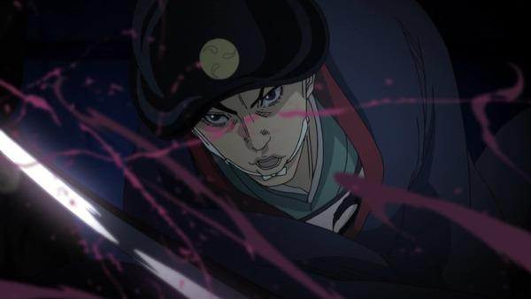 「鬼平 ONIHEI」1話感想 裏切りと決別に雨が映える。正統派時代劇の話運びとアニメならではの殺陣が良し!!(画像)