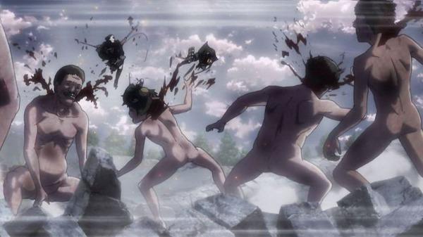「進撃の巨人 Season2」30話 (44)
