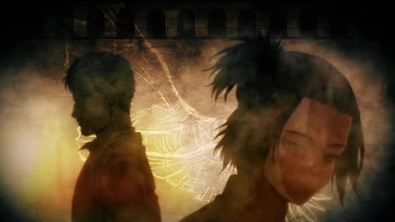 「進撃の巨人」63話(4期 4話)感想 実況まとめ  (151)