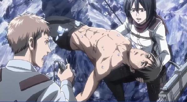 「進撃の巨人 Season3」(3期 8話)45話感想 (25)