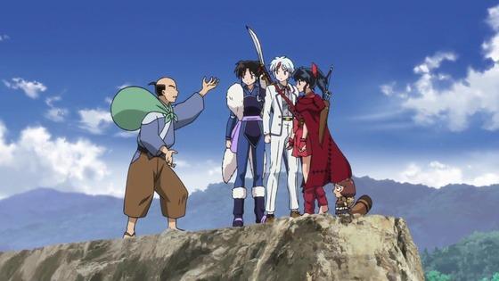 「半妖の夜叉姫」第10話感想 画像  (8)