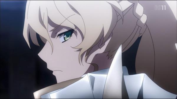 「Re:CREATORS(レクリエイターズ)」4話感想 イレギュラーを受け止め軋む世界、軍服の姫君は何ゆえ滅びを目指す!?(画像)