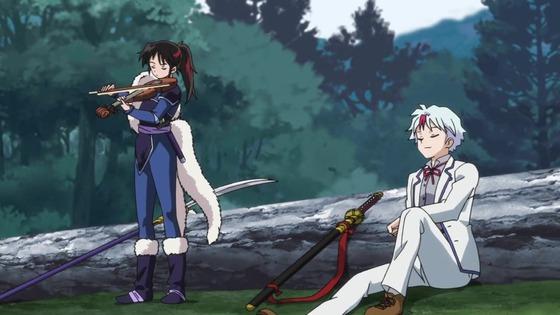 「半妖の夜叉姫」第11話感想 画像 (3)
