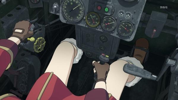 「荒野のコトブキ飛行隊」4話感想 (5)