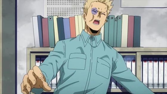 「僕のヒーローアカデミア」110話(5期 22話)感想 (19)