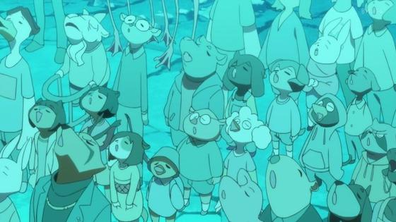 「BNA ビー・エヌ・エー」第12話感想 (132)