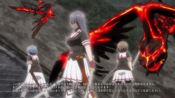 「刀使ノ巫女」8話 (2)