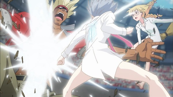 「UQ HOLDER! 魔法先生ネギま!2」11話 (58)